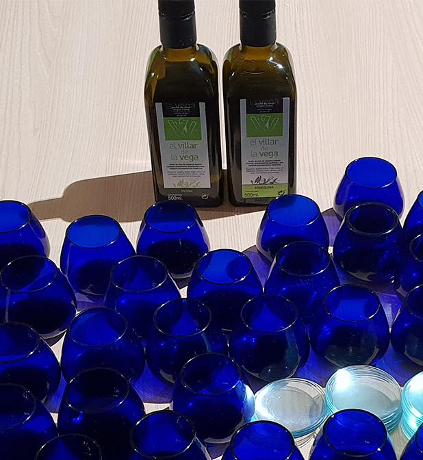 cata de aceite, virgen extra, aceite de oliva virgen